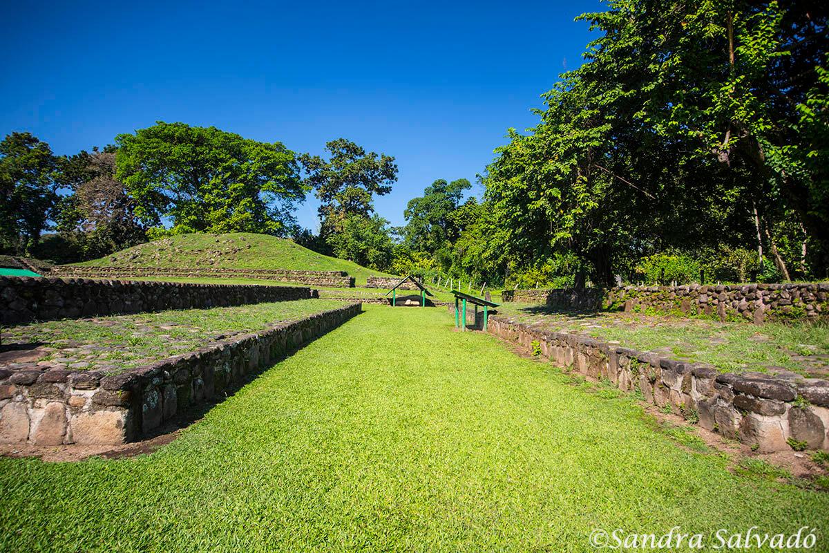 Zona arqueologica Izapa, Chiapas