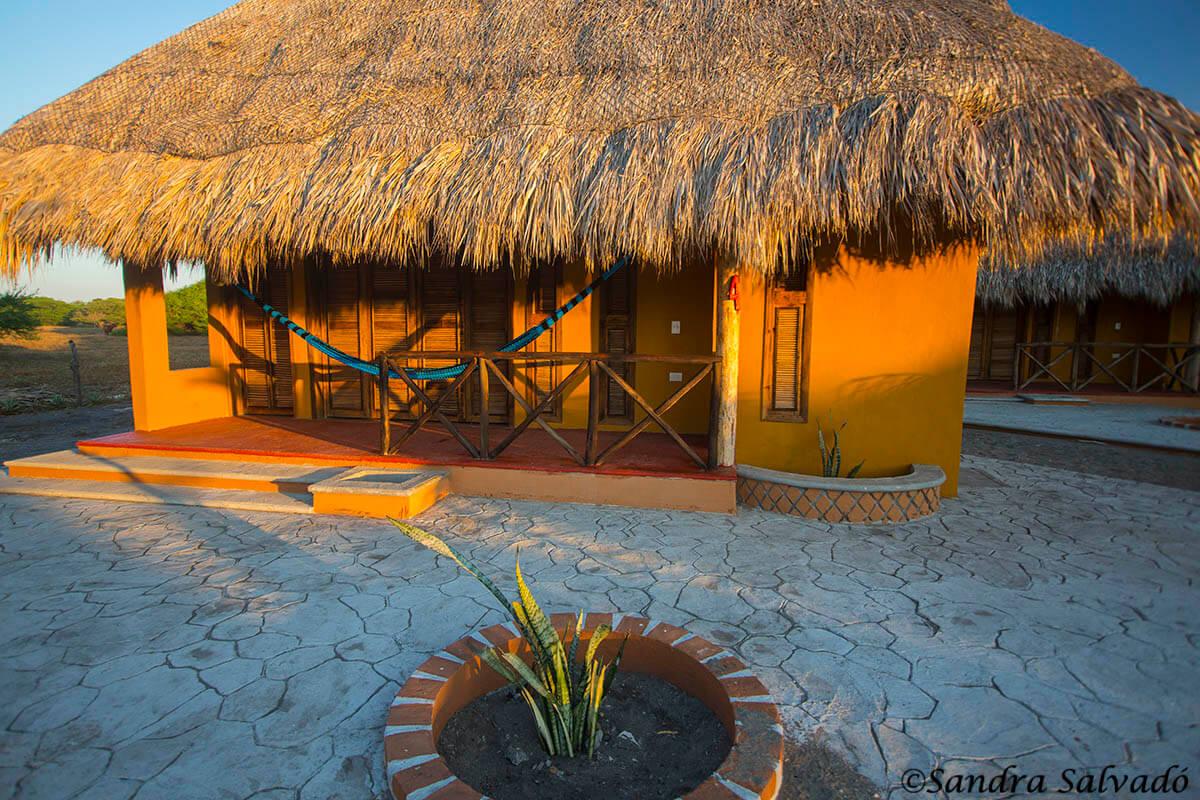 Cabaña El Madresal, Chiapas, México.