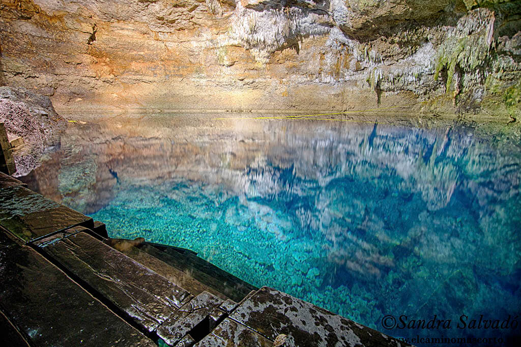 The 4 cenotes in Cobá, complete information of the area