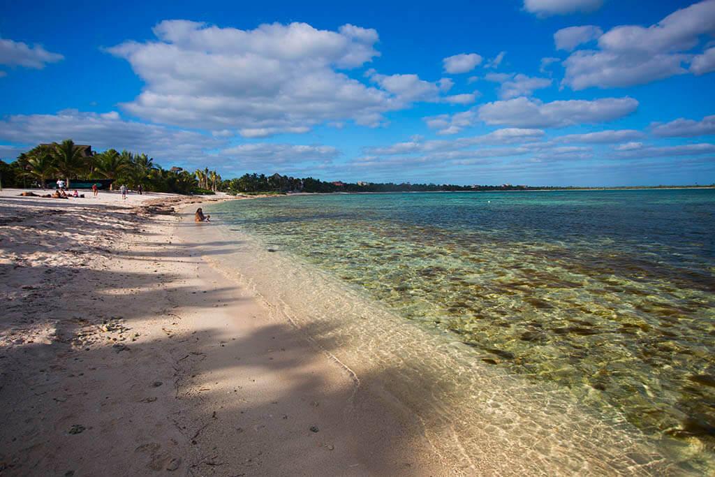 Bahía Soliman, lujo de costa
