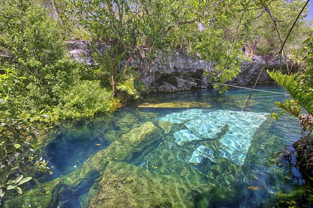 cenotes cerca tulum