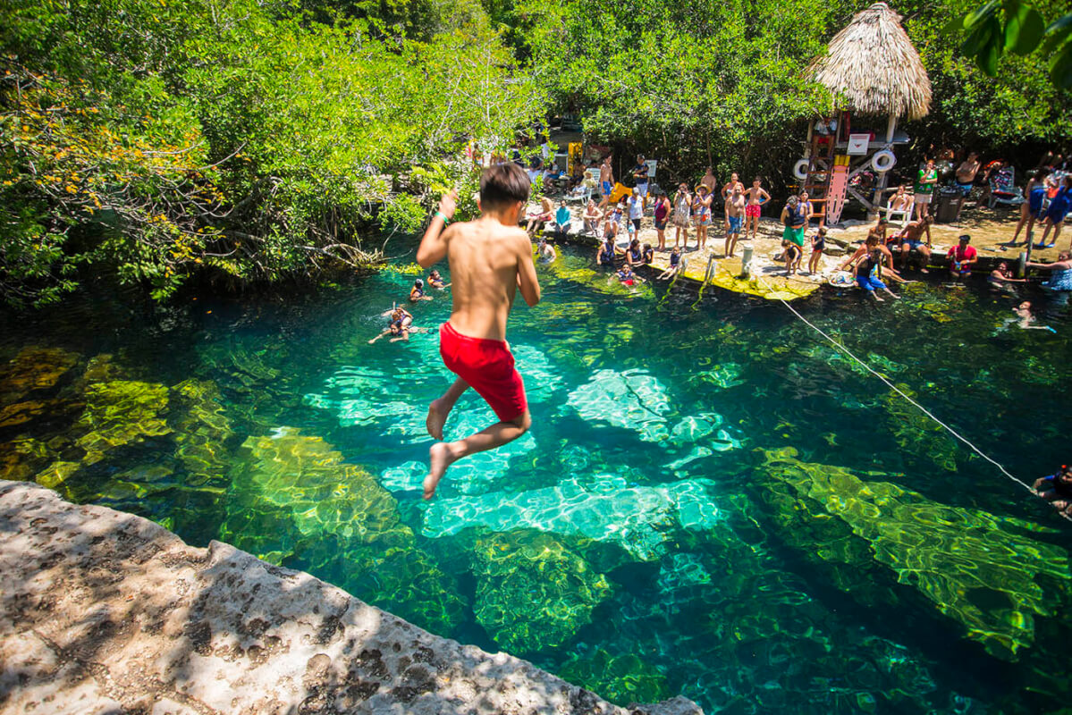 The best 9 cenotes in Tulum for swimming