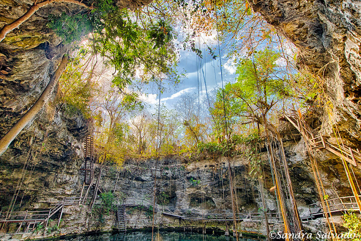 cenote_xcanché_ekbalam_yucatan