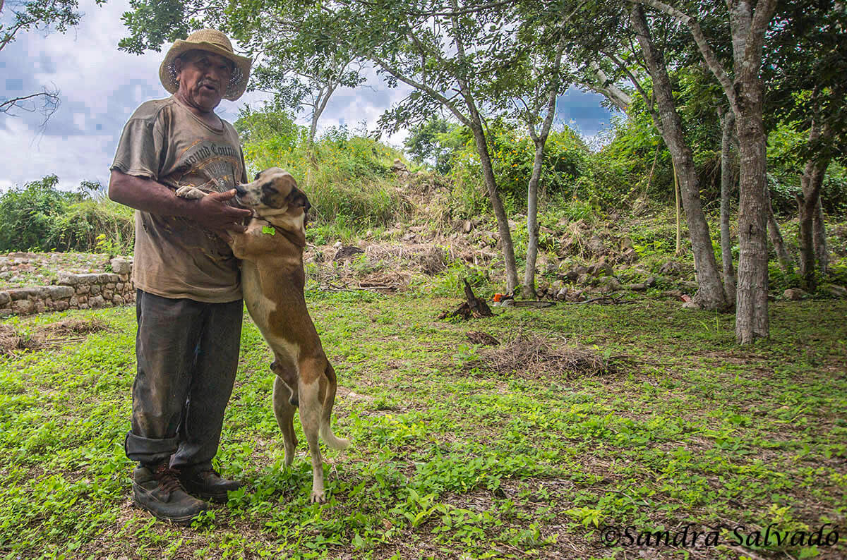 Descubre en Oxkintok el laberinto maya de Yucatán 2