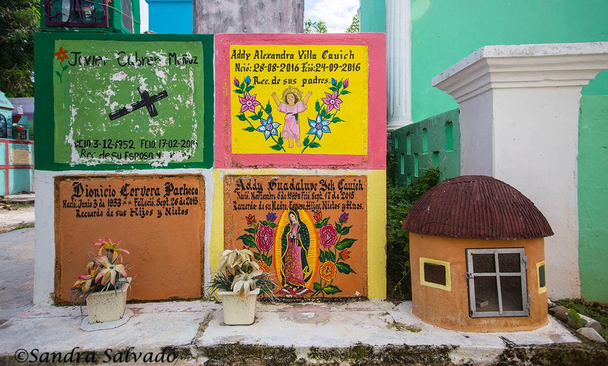 cementerio Hoctun, Yucatan