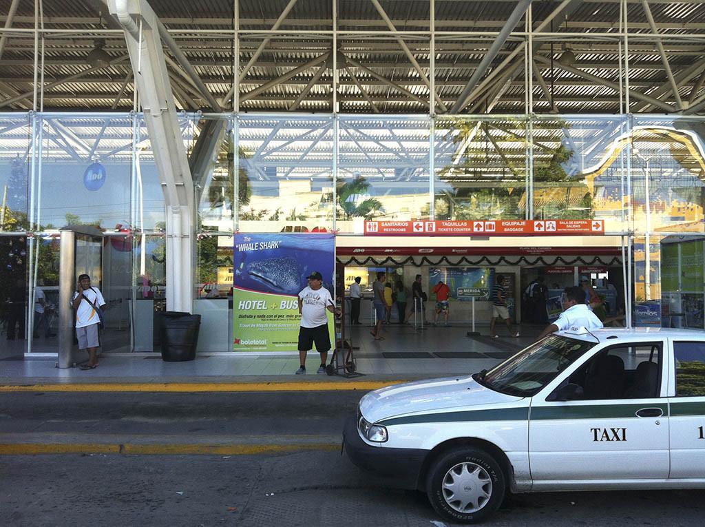 precio taxi Aeropuerto de Cancún