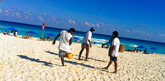 playa cancun