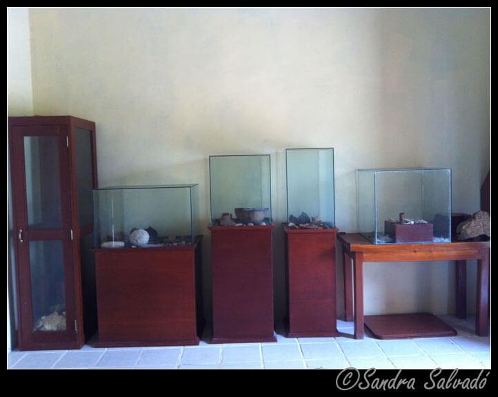 El Naranjal community museum