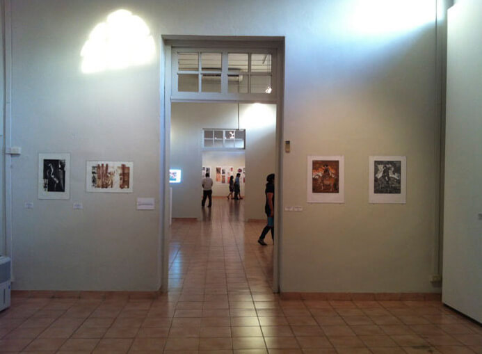 Fernando García Ponce Museum, the Macay of Mérida