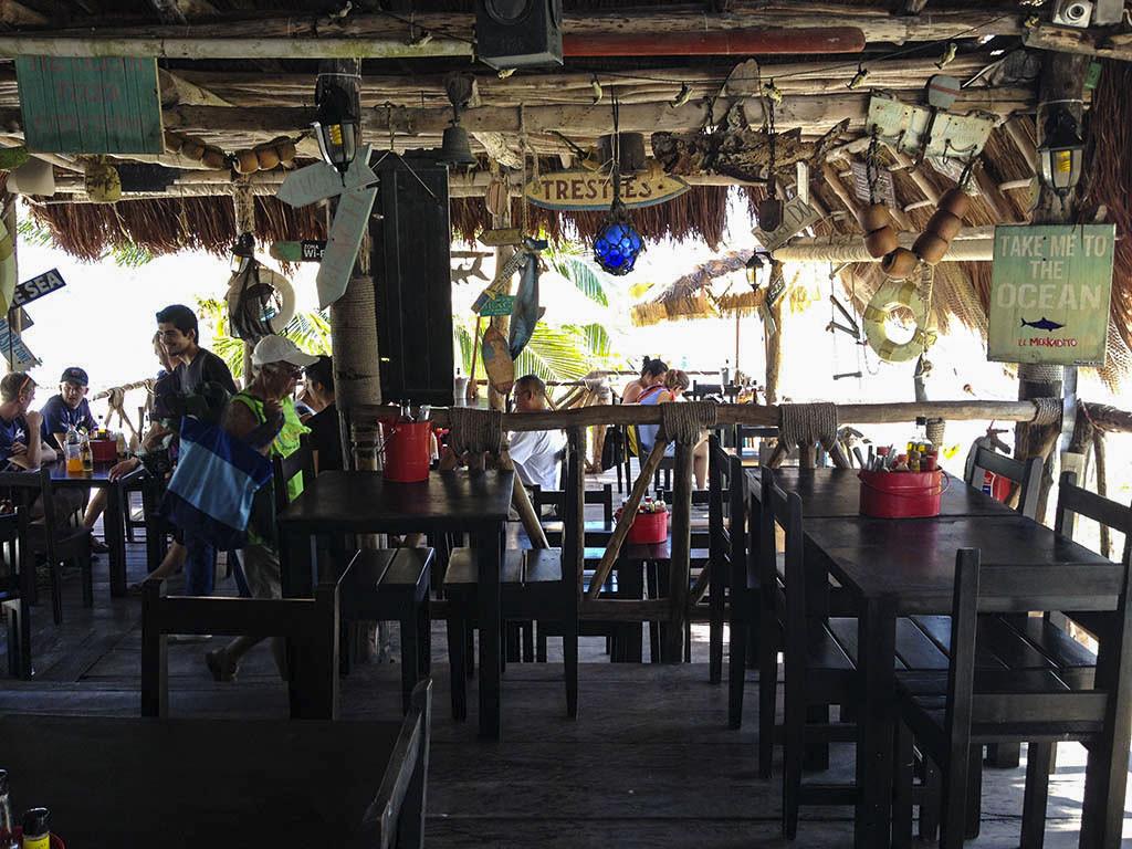 El Merkadito, Puerto Morelos
