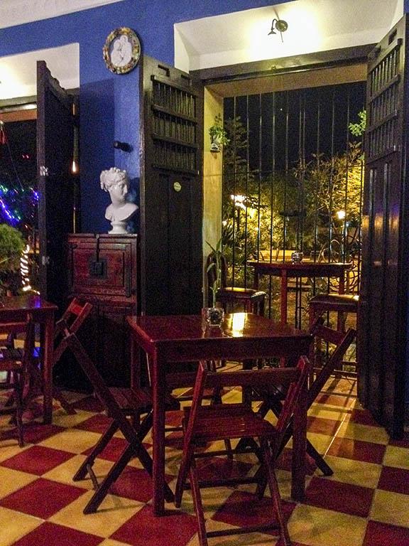 Restaurante Casa Italia Valladolid, Yucatán, México.