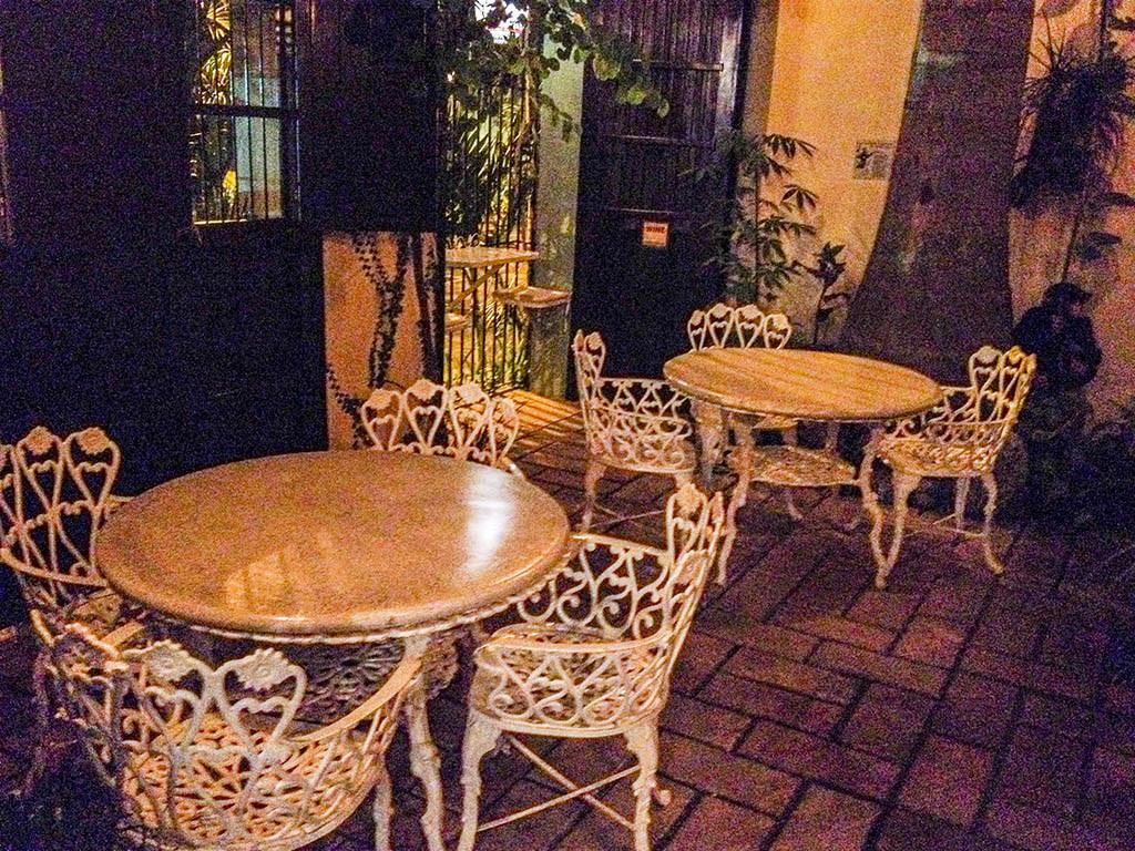 Restaurantes nm Valladolid.  Casa Italia Yucatán, México.
