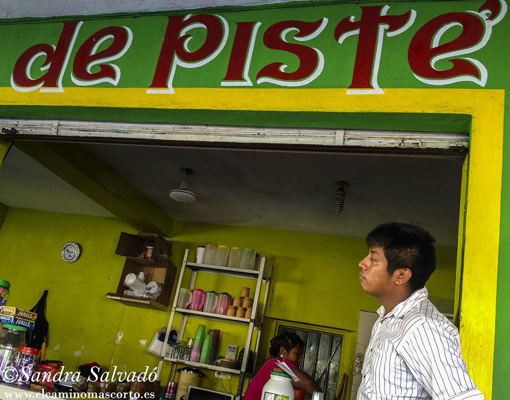 Store. Pisté, Yucatan Mexico.