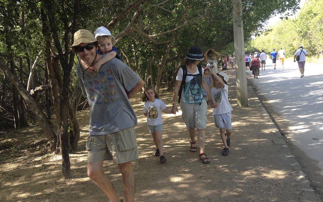 Riviera Maya with children