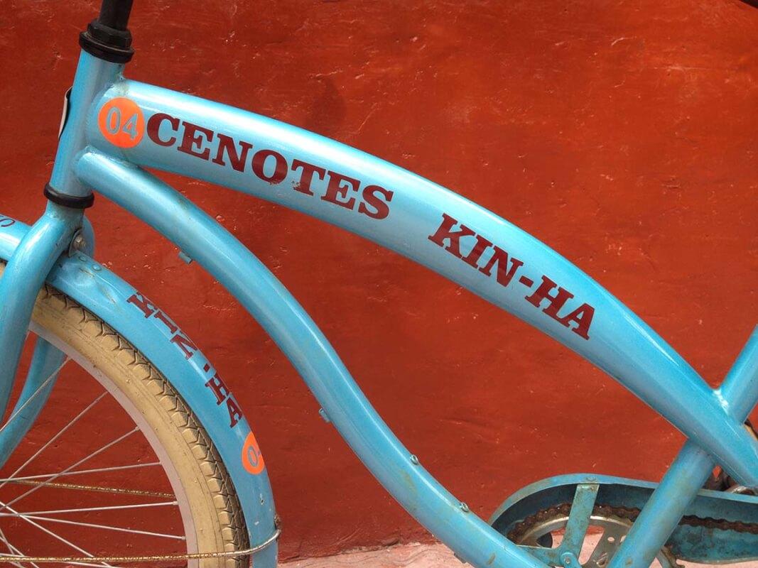 Kin Ha Cenote, beautiful cenote of the 1 cenote route