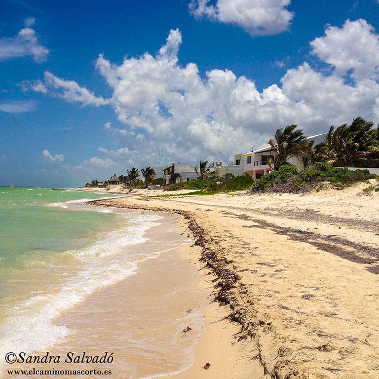 Costa Esmeralda, the Yucatan Coast