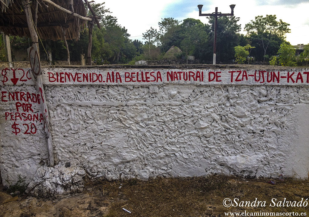 Cenote Tza Ujun Kat, el gran tesoro de Homún 1