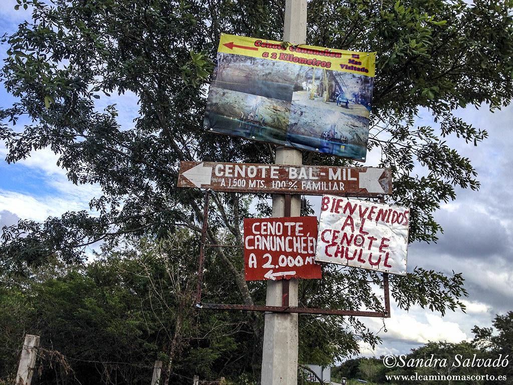 Cenote Bal-Mil, lugar de ritos y ofrendas. 3