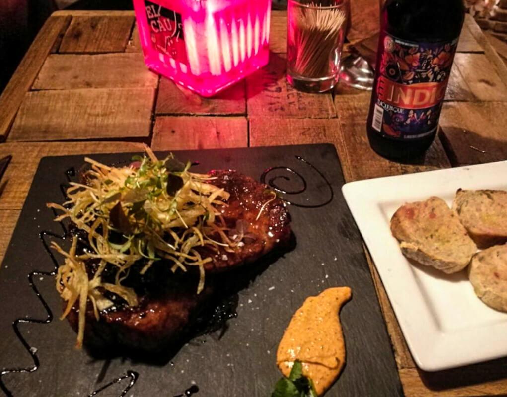 Restaurante El Cau, mi elección en Sancris 1