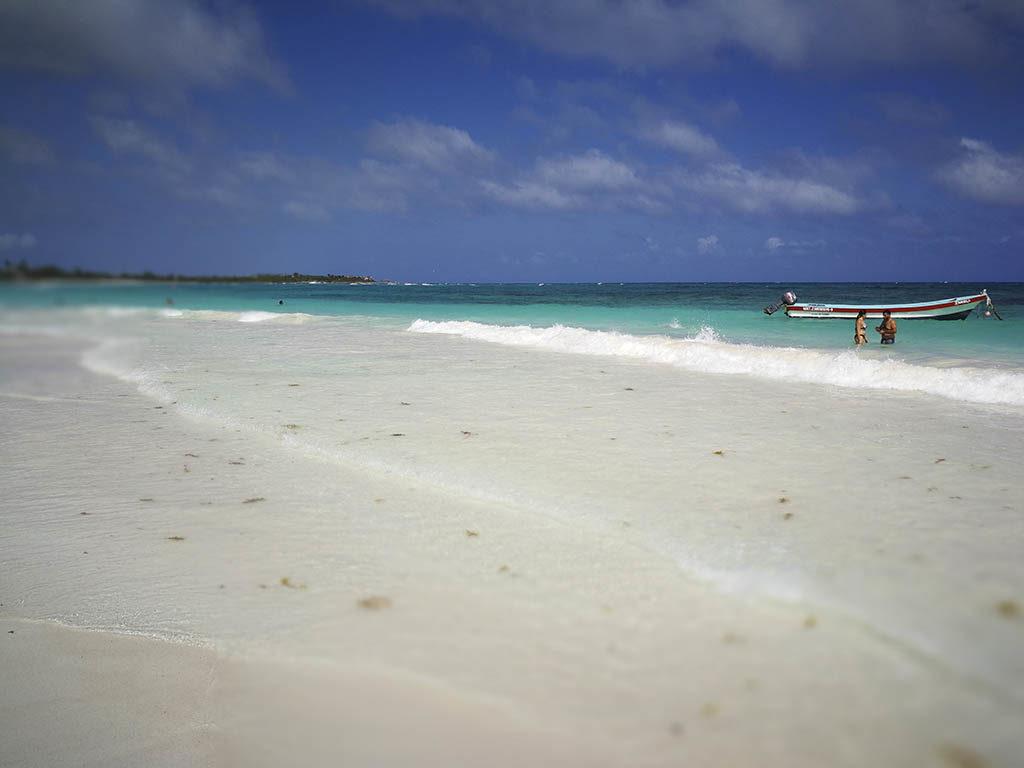 Xpu-Ha Beach, Riviera Maya