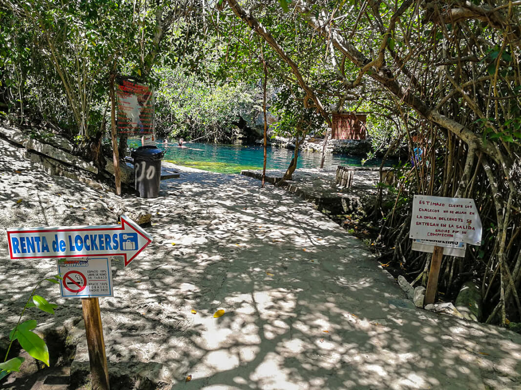 Crystal Cenote