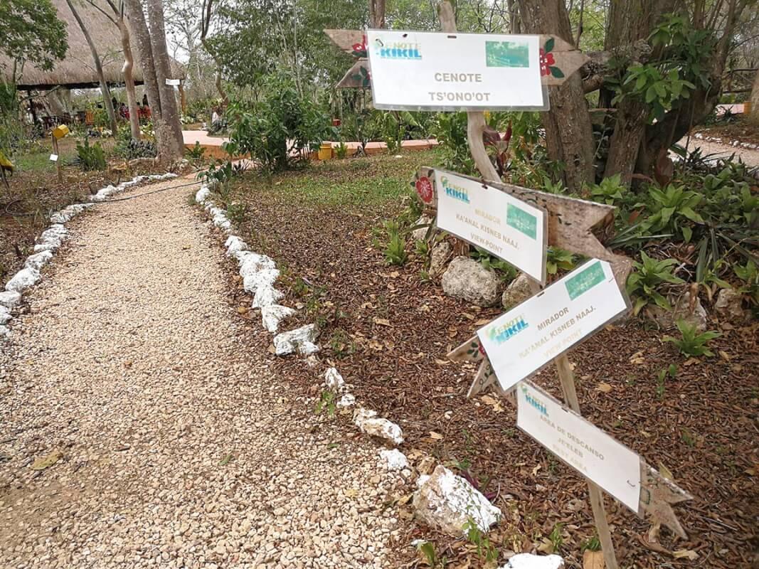 Kikil Tizimin Cenote