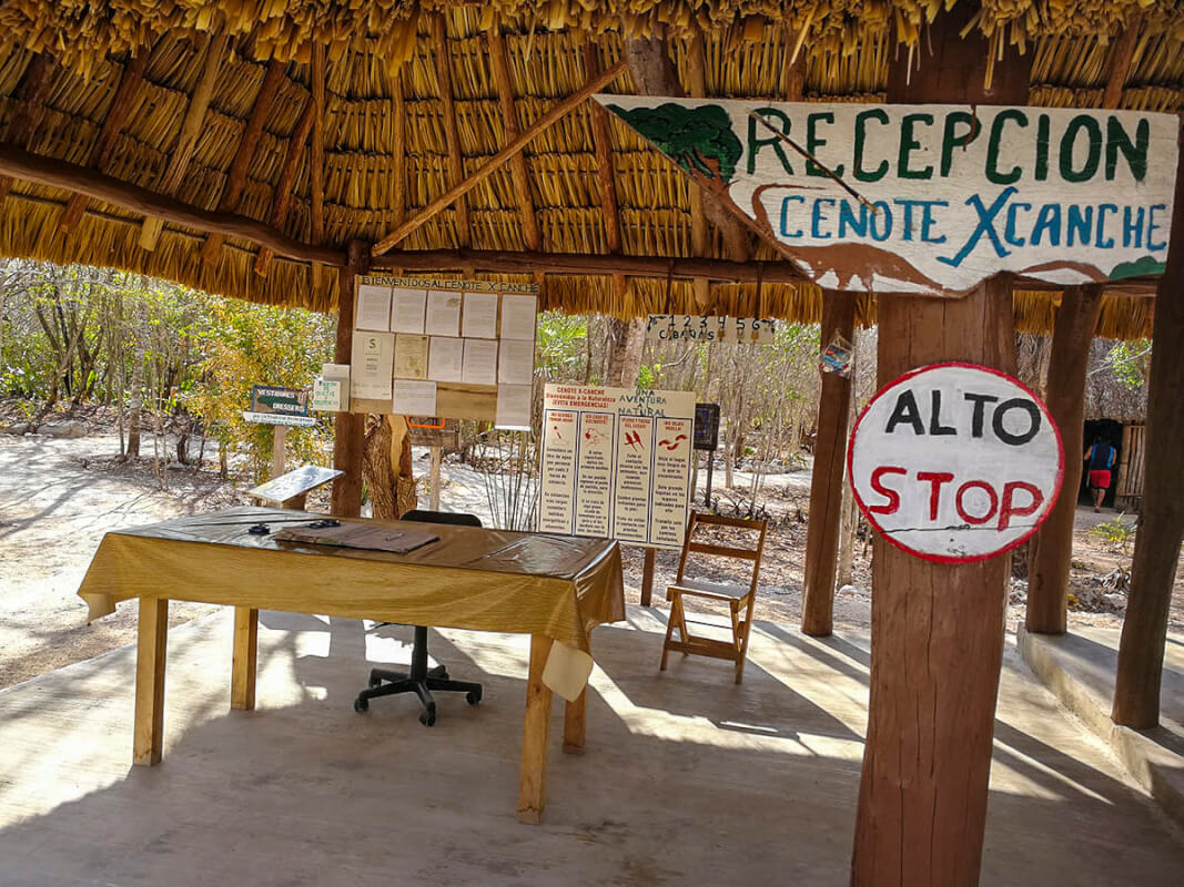 Descubre cenote XCanché, la combinación perfecta con Ek Balam 1