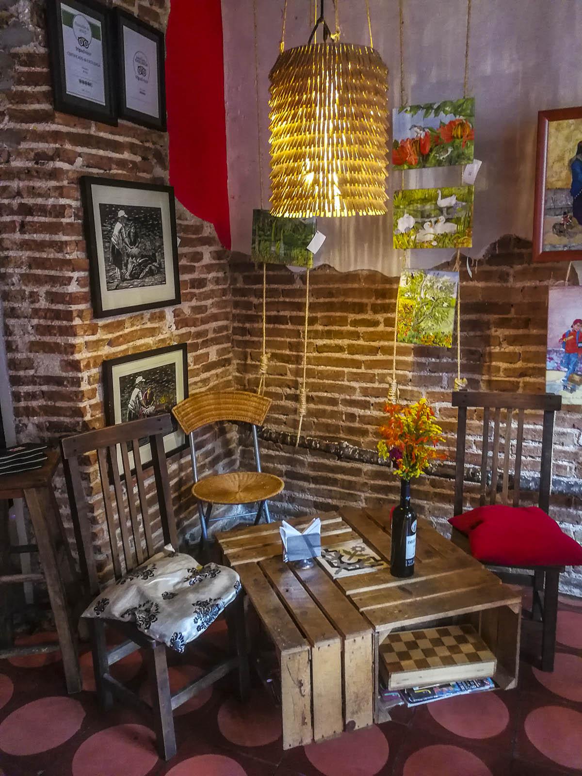 El Cau Restaurant, my choice in Sancris 1