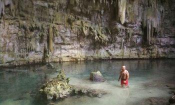 7 cenotes donde acampar en Yucatán 😲🙌