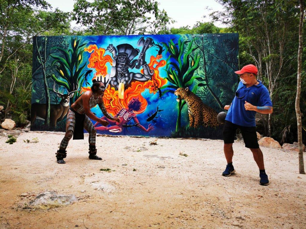 5 experiencias mayas en el Parador Turístico y cenote Chichikán 4