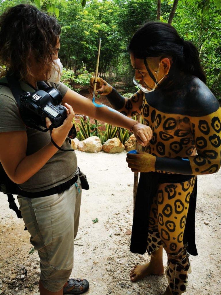 5 experiencias mayas en el Parador Turístico y cenote Chichikán 2