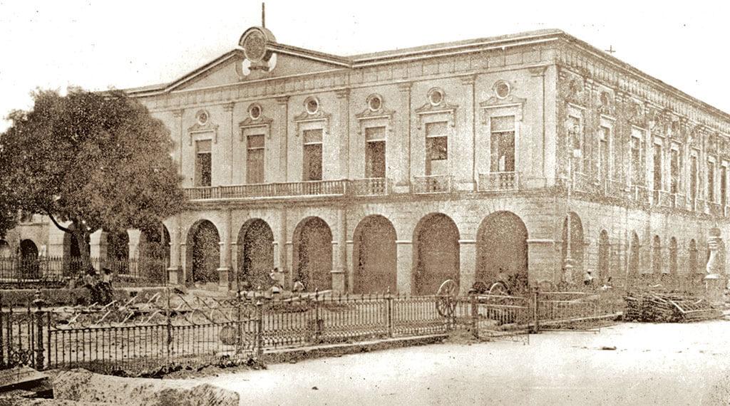 Merida Government Palace