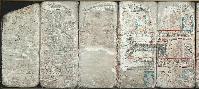 Dresden Codex. Source