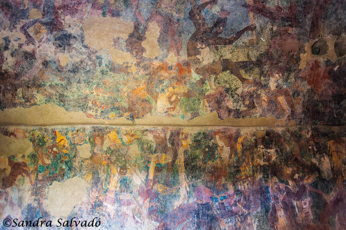 murales bonampak