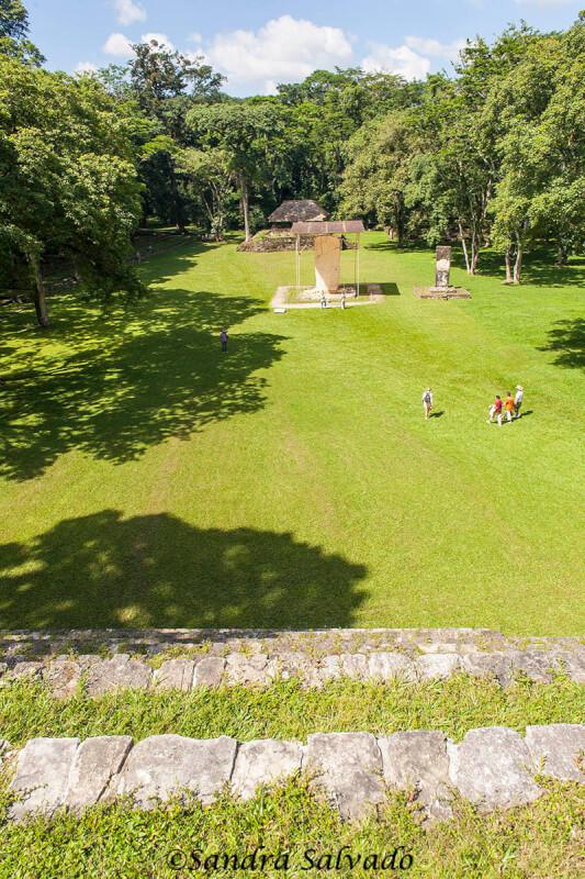 Zona arqueológica Bonampak, Chiapas