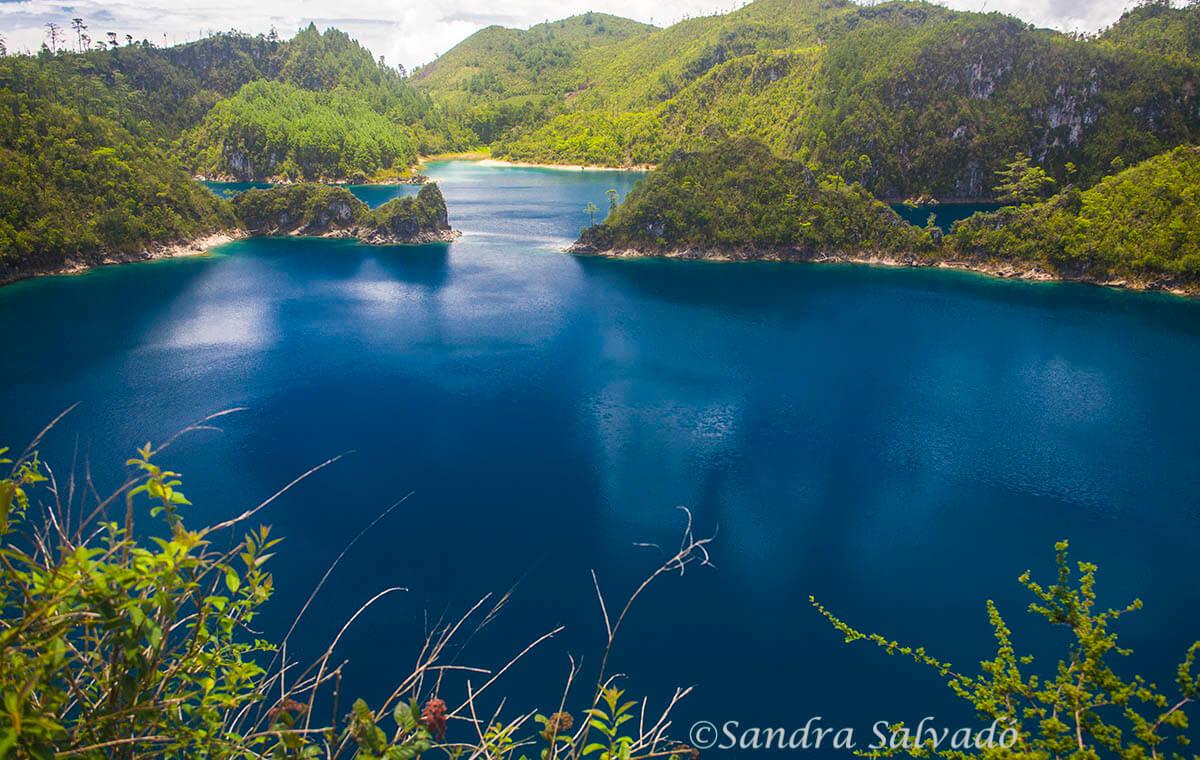 Lagunas de Montebello, Chiapas, México.