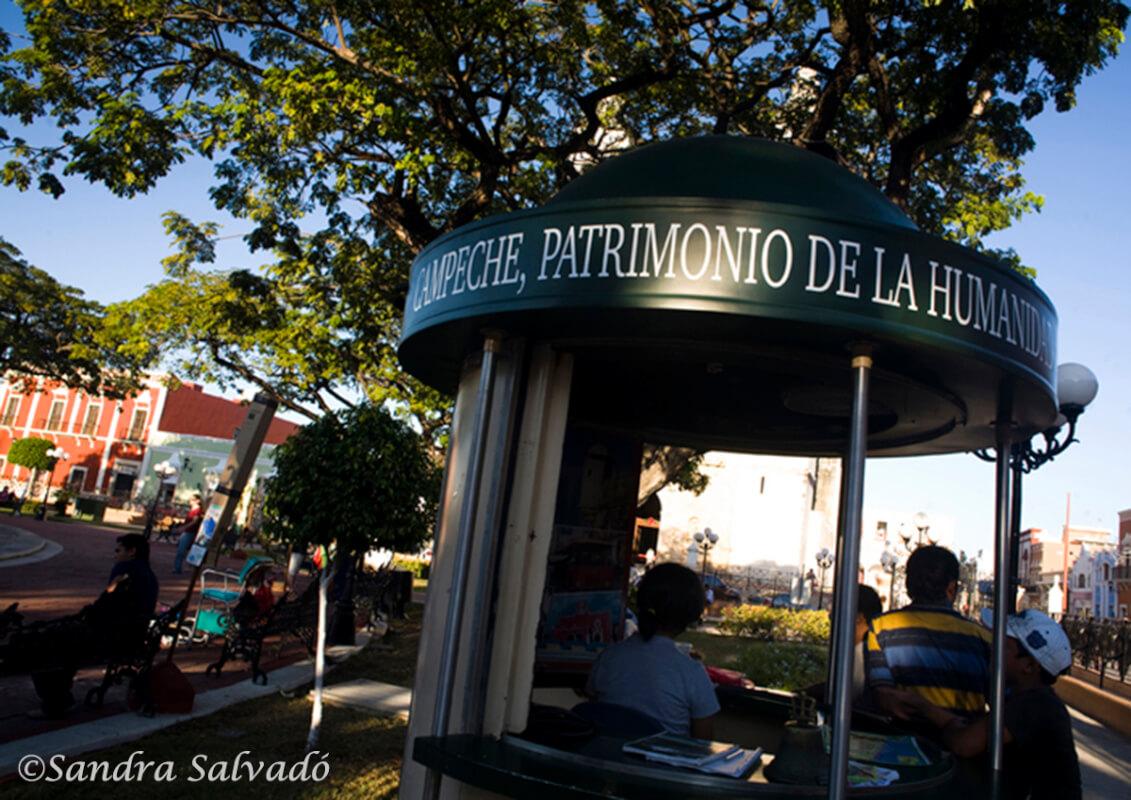 Campeche, la colorida ciudad colonial 1