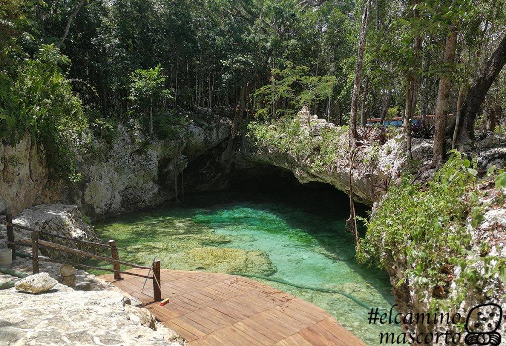 cenote mariposa