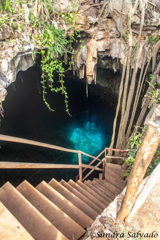 cenotes mucuyche