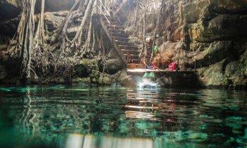 Cenotes Mucuyché, Abalá