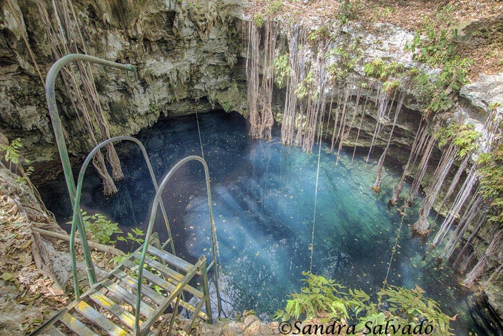 Cenote Lol-Há, Yaxunah, Yucatán