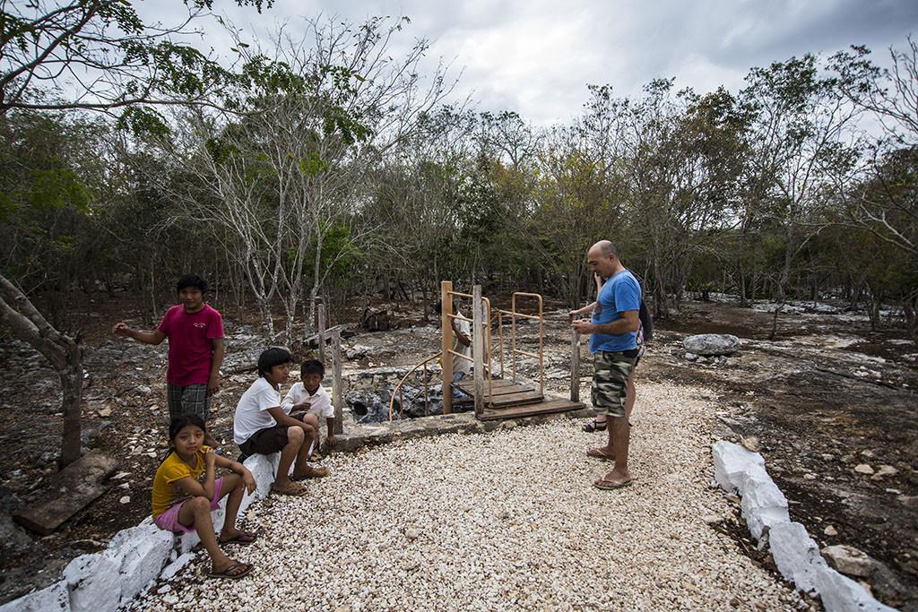 Cenote X-Ca'anajaljun
