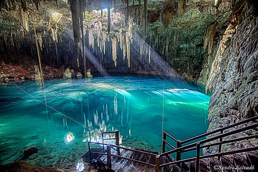 Cenote xcanahaltun