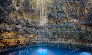 Cenote Hacienda Chukum, Aventuras Mayas