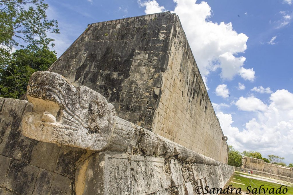 Chichen Itza Ball Game
