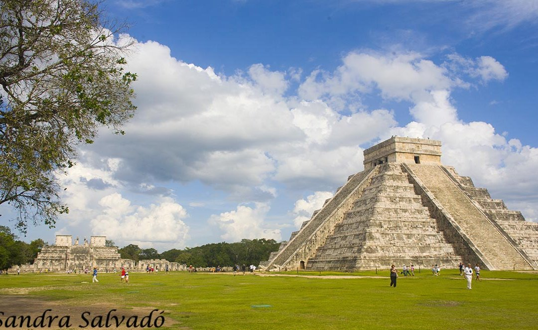 Chichén Itzá archaeological site, Yucatán