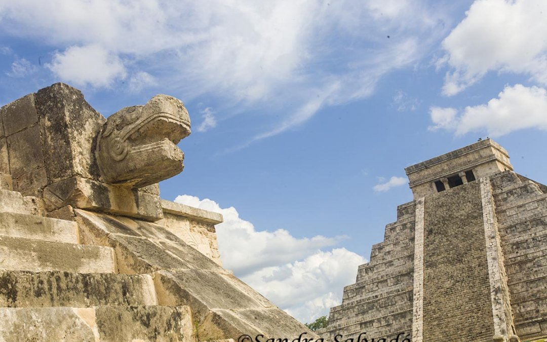 How to get to Chichen Itza by car from Riviera Maya