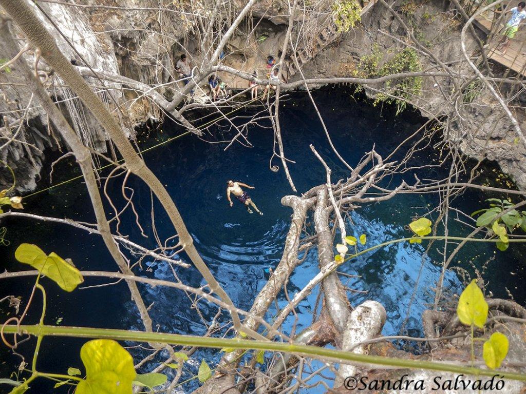 cenote Yaaluzdzil mucuyche