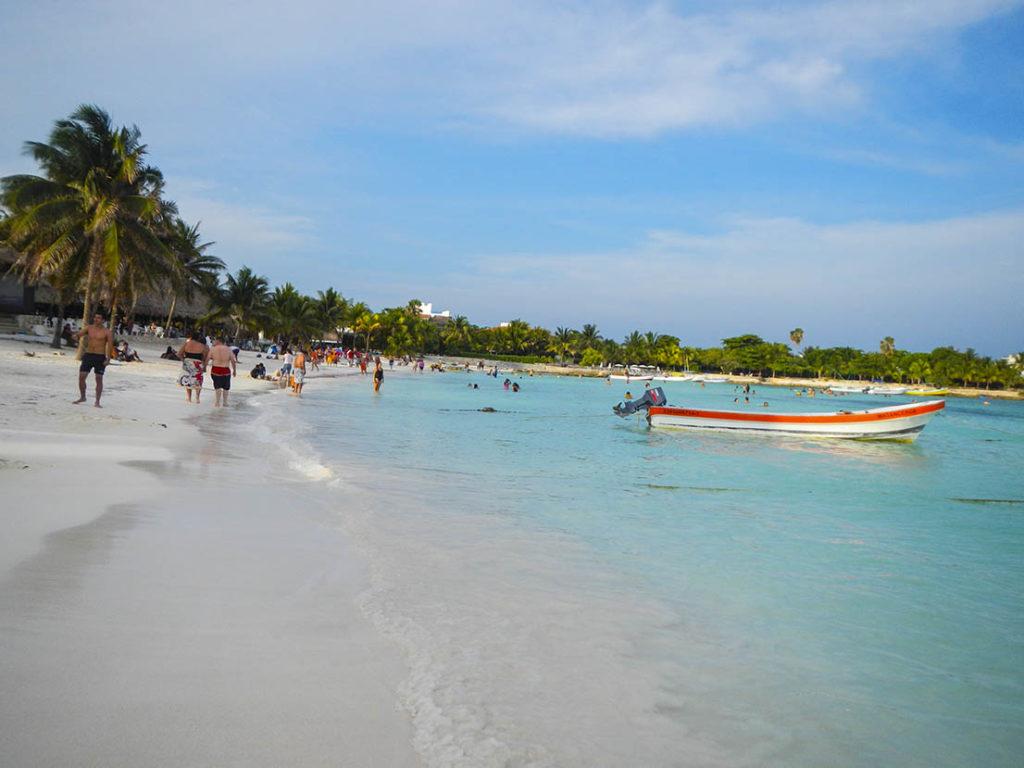 palya Akumal Riviera Maya, México