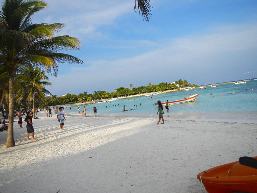 Akumal playa